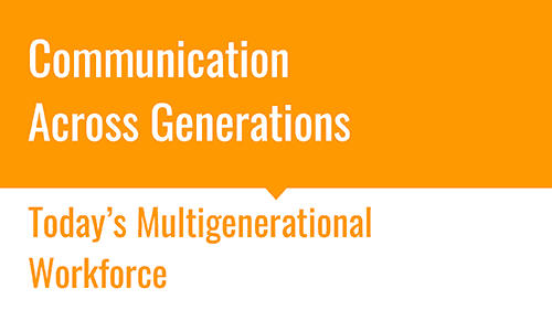 Communication Across Generations