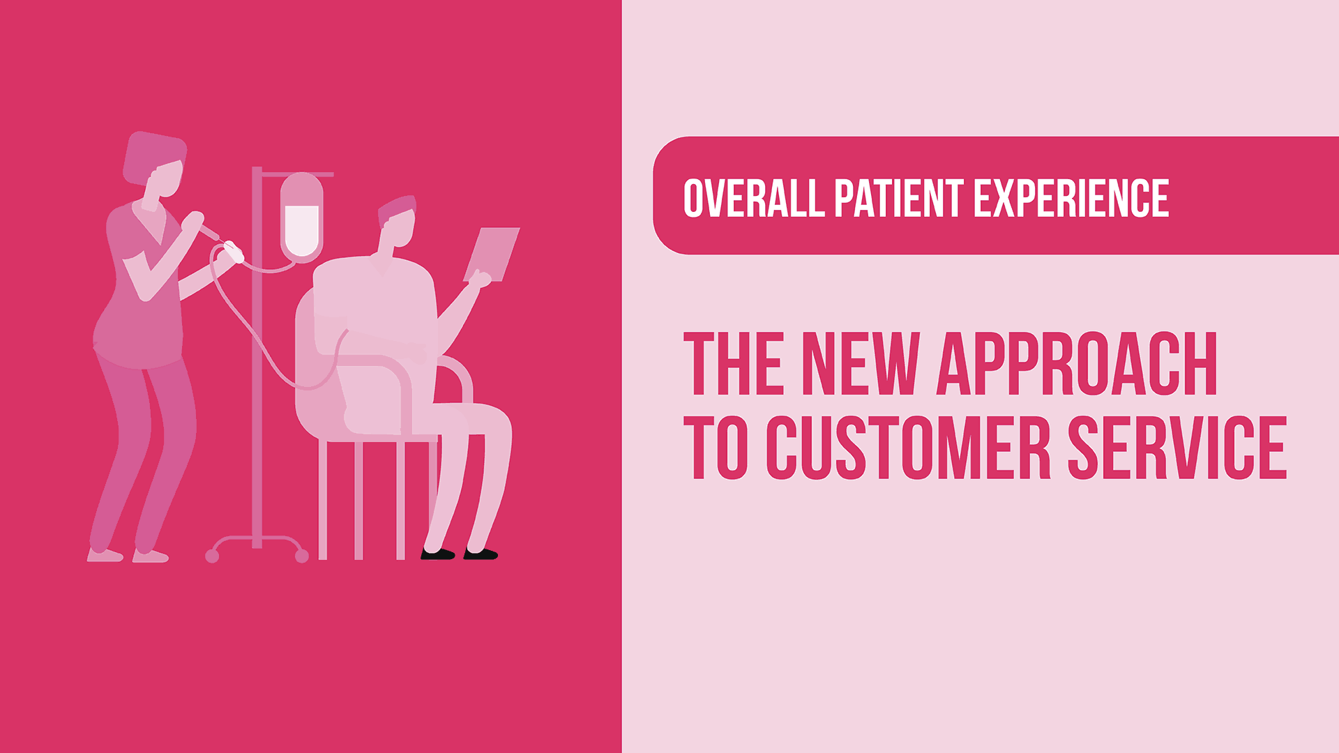 Overall Patient Experience: The NEW Approach to Customer Service
