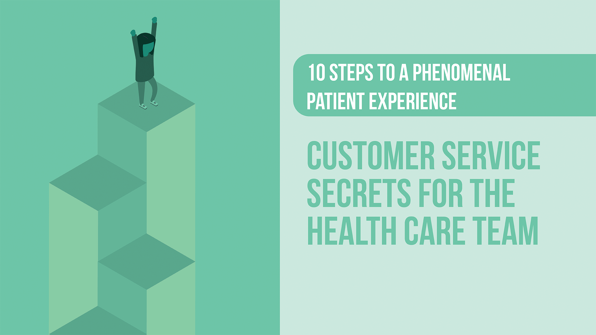 10 Steps To a Phenomenal Patient Experience: Customer Service Secrets for the Healthcare Team